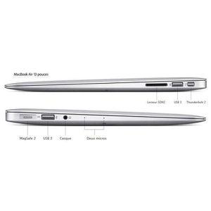 Un achat top PC Portable  APPLE MacBook Air 13,3