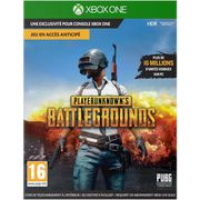 JEU XBOX ONE PLAYERUNKNOWN'S BATTLEGROUNDS Jeu Xbox One