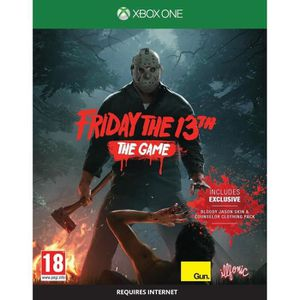 JEU XBOX ONE Friday The 13th The Game Jeu Xbox One