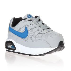 purchase cheap 7e362 3104a NIKE Baskets Air Max Command - Bébé garçon - Gris et bleu