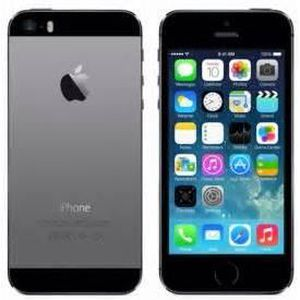 SMARTPHONE APPLE iPhone 5S Noir 64Go