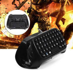 CLAVIER D'ORDINATEUR Mini clavier de jeu sans fil Bluetooth Chatpad pou