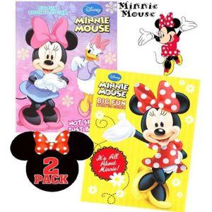 SET DE TABLE Jeu De Coloriage VDAHK Disney Minnie Mouse Colorin