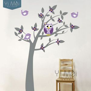 stickers muraux arbre chambre bebe achat vente stickers muraux arbre chambre bebe pas cher. Black Bedroom Furniture Sets. Home Design Ideas