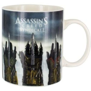 BOL - MUG - MAZAGRAN Mug Assassin's Creed Syndicate: Gant avec lame sec