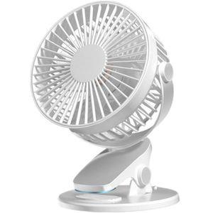 VENTILATEUR Juce® Mini Ventilateur À Pince Ventilateur USB Ult