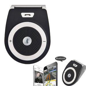 KIT BLUETOOTH TÉLÉPHONE Kit Mains Libre Bluetooth sur Pare-soleil Auto Voi