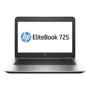 ORDINATEUR PORTABLE HP EliteBook 725 G3 A10 PRO-8700B - 1.8 GHz Win 7