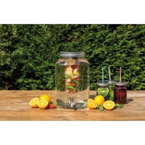 FONTAINE A COCKTAIL Fontaine 7L5 avec infuseur Drinks Jar