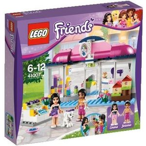 ASSEMBLAGE CONSTRUCTION L'animalerie d'Heartlake City LEGO® FRIENDS® 41007