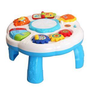 COFFRET CADEAU Table d'étude Musicale Jouet pour bébés de 6 à 12