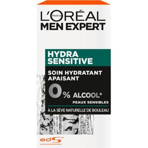 HYDRATANT VISAGE L'OREAL MEN Soin Visage Hydra Sensitive 50 ml