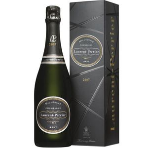 CHAMPAGNE Champagne Laurent-Perrier 2007 75 cl