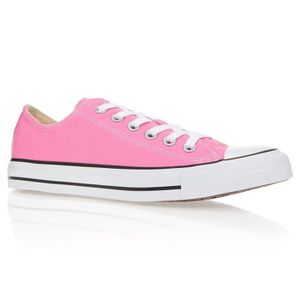 BASKET CONVERSE Baskets Basses All Star Chaussures Femme
