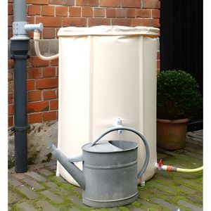 COLLECTEUR EAU - CUVE  Kit de récupération d eau de pluie