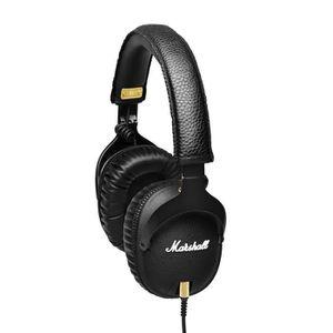 CASQUE - ÉCOUTEURS MARSHALL MONITOR Casque audio avec microphone Noir