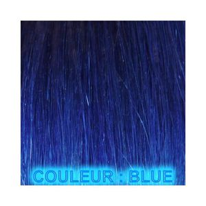 PERRUQUE - POSTICHE LOT DE 20 EXTENSIONS CHEVEUX REMY POSE A CHAUD 100
