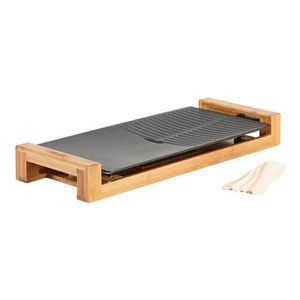 PLANCHA DE TABLE PRINCESS Table Chef Pure Duo Plancha de table 4 pe