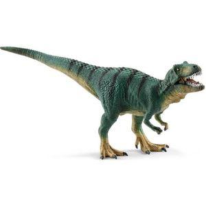 FIGURINE - PERSONNAGE SCHLEICH - Figurine Dinosaures 15007 Jeune tyranno