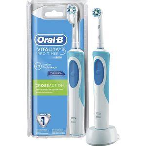 BROSSE A DENTS ÉLEC Oral-B Vitality Cross Action Brosse à dents électr