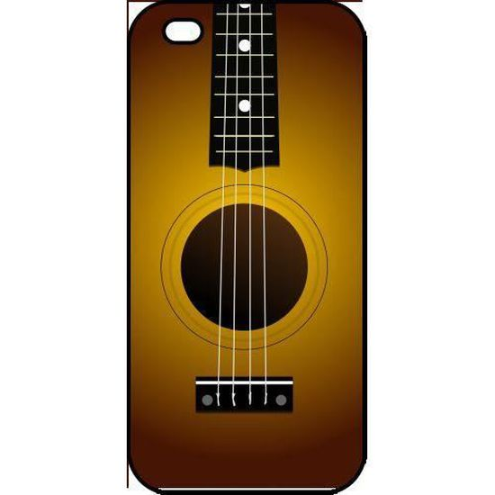 coque apple iphone se guitare
