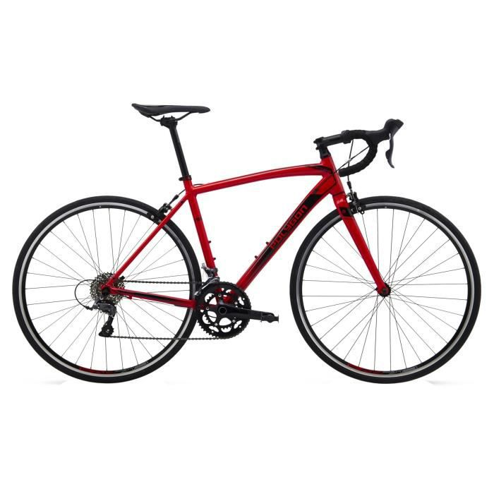 POLYGON STRATTOS S2 Vélo de route - 700C - Taille 50 (S) - Simano Claris 16 vitesses