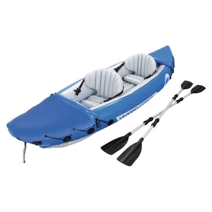 KAYAK BESTWAY Kayak Gonflable Lite-Rapid + Pagaies