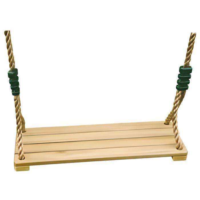 Balançoire bois - pour portique 3 à 3,50m - TRIGANO