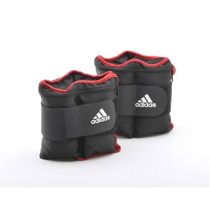 Lestes de chevilles Adidas d'un poids de 2kg