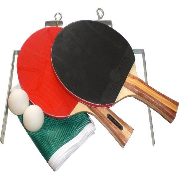 KIT DE PING PONG COMPLET