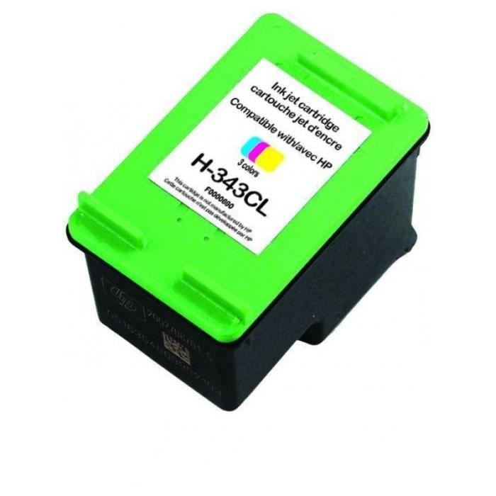 Cartouche HP 343-C8766 Compatible-PhSmart D 5145