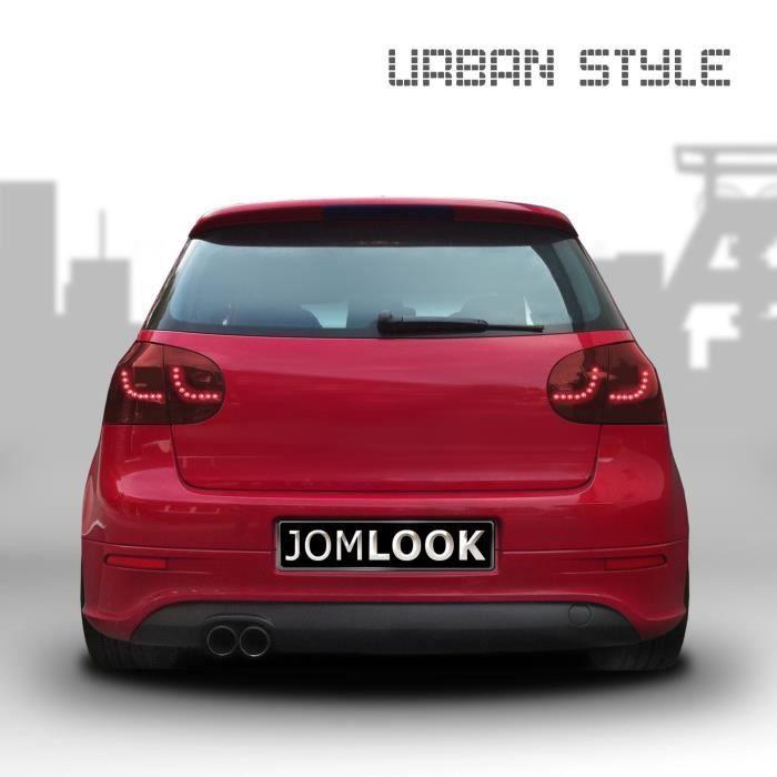 Feux arrière, LED, VW Golf 5 03-, new design, r…