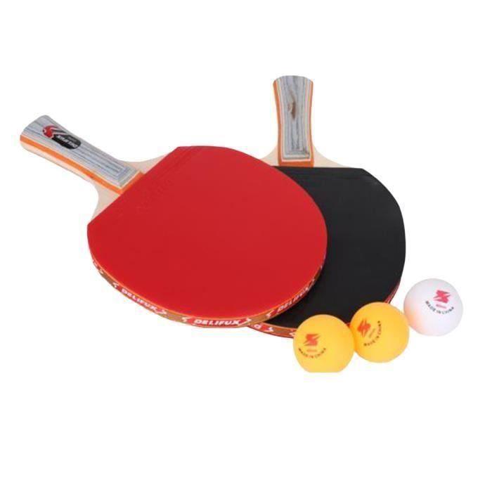 Kit de Ping Pong Raquettes de