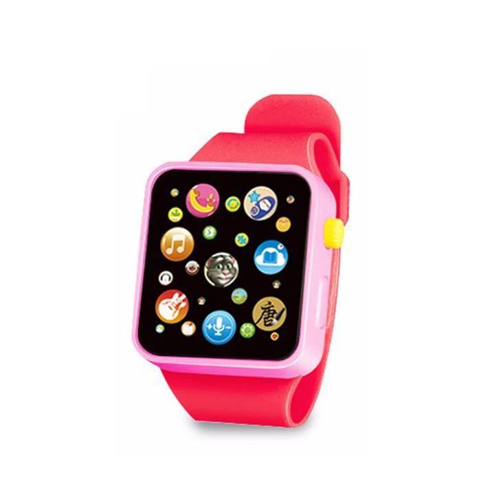 Talkie Walkie enfant,6 couleurs en plastique montre numérique pour enfants garçons filles haute qualité enfant en bas âge - Type 05