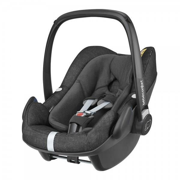 BEBE CONFORT Cosi Pebble Plus Groupe 0+ Nomad Black