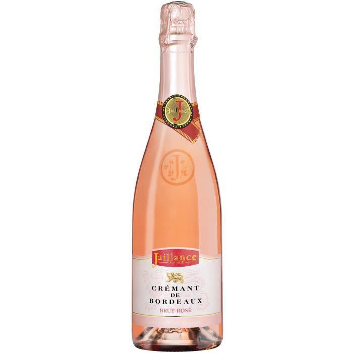 Jaillance - Crémant de Bordeaux Rosé