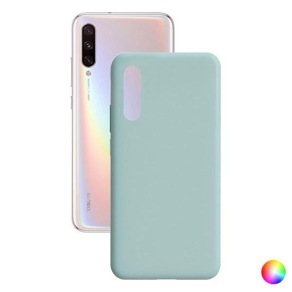Protection pour téléphone portable Xiaomi Mi A3 Silk TPU