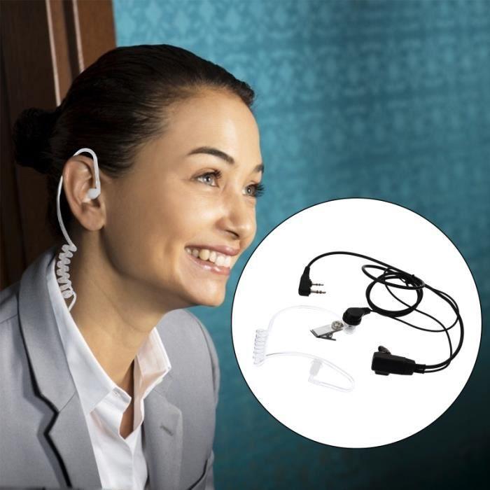 1 pc casque Prime Premium Headpet oreilleille d'écouteur intercom - kit communication confort conducteur passager