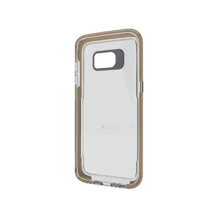 GEAR4 D3O Piccadilly for Galaxy S7 Edge Gold