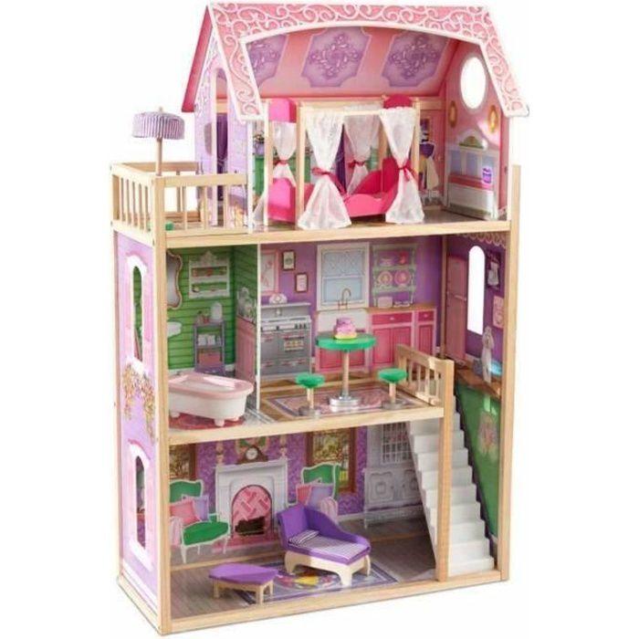 KIDKRAFT - Maison de poupée Ava