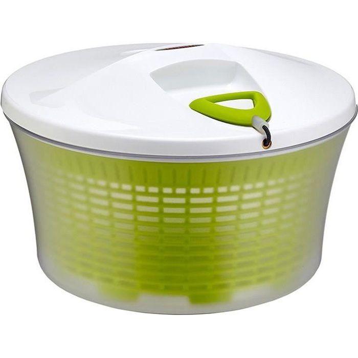 Leifheit Essoreuse à salade ComfortLine Vert et Blanc 23200