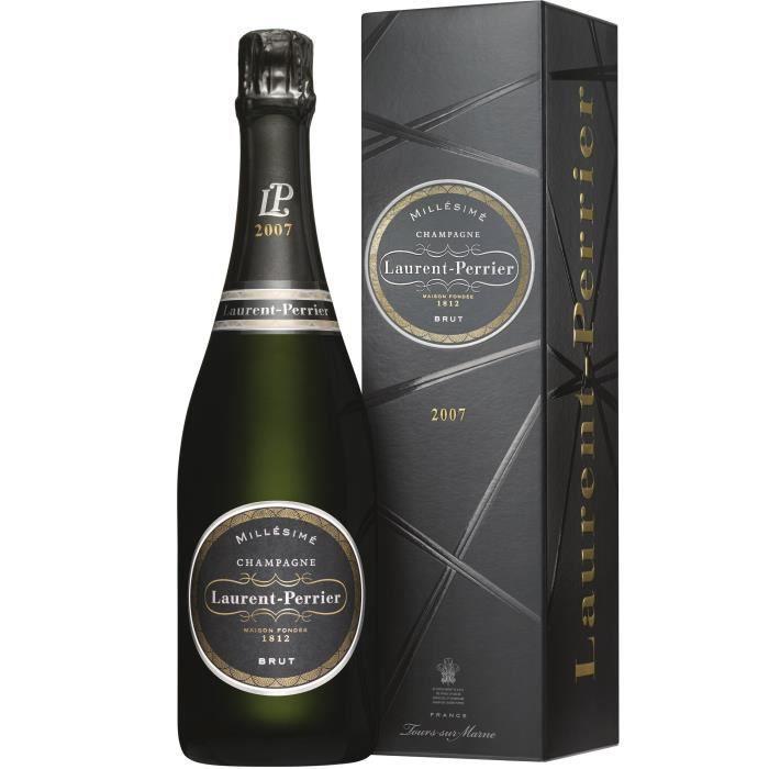 Champagne Laurent Perrier Millésimé 2007 Brut - 75 cl