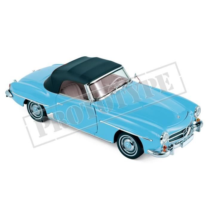 NOREV Mercedes-Benz 190 SL 1955 - Bleu