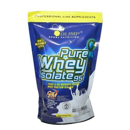 OLIMP SPORT NUTRITION Pure Whey Isolate 95 Vani…