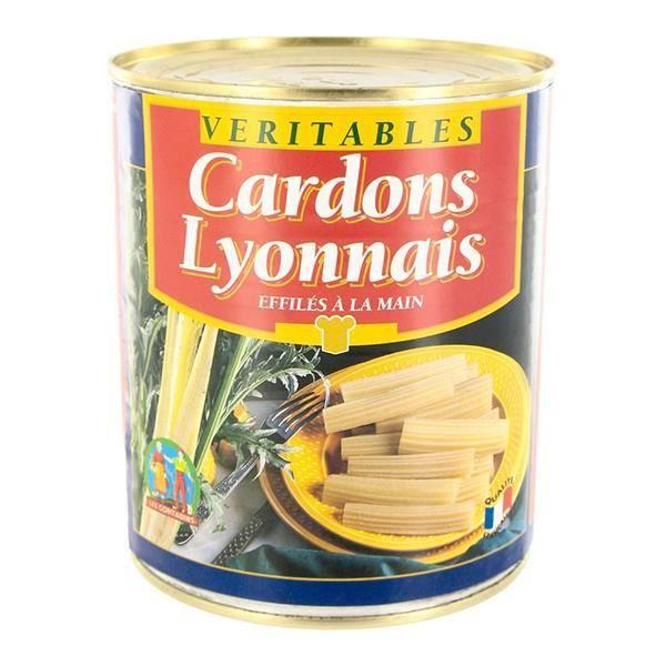 Cardons Lyonnais Nature Guintrand Boite 4/4