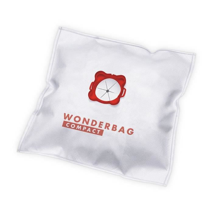 Wonderbag WB305120 Sacs aspirateur synthetic Wonderbag Compact x 5 pcs - 3221613012007