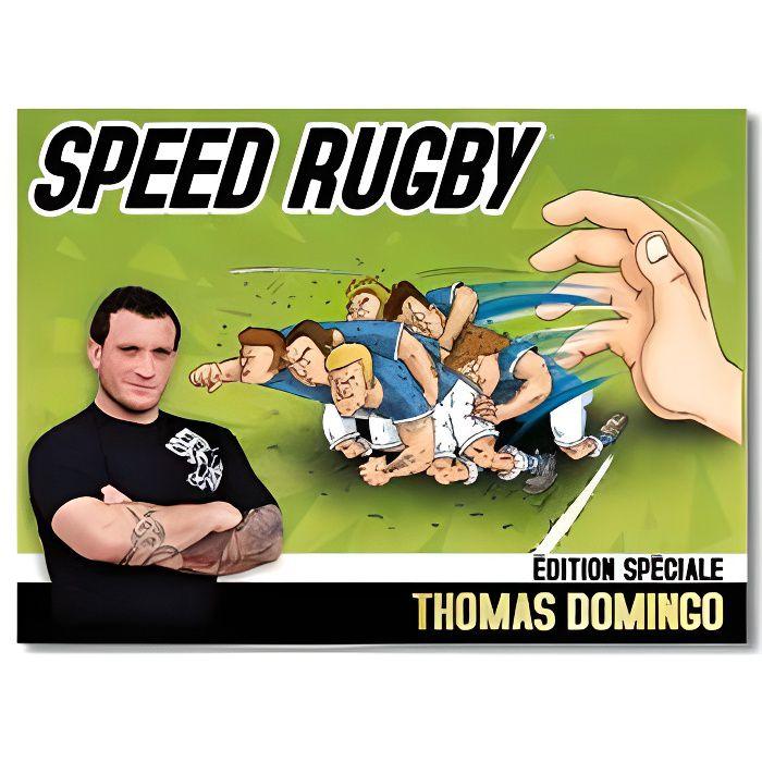 Speed Rugby Thomas Domingo