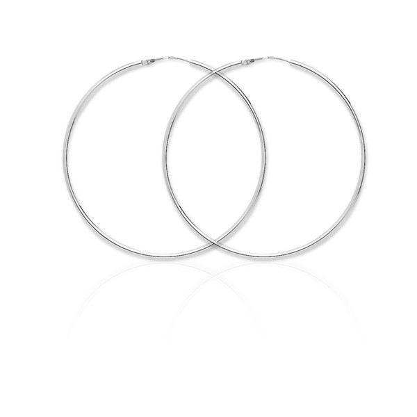 YSORA - Boucles d'oreille créoles