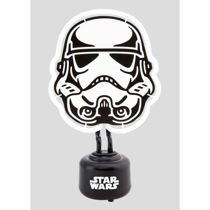 star wars lampe neon achat vente lampe a poser cdiscount. Black Bedroom Furniture Sets. Home Design Ideas