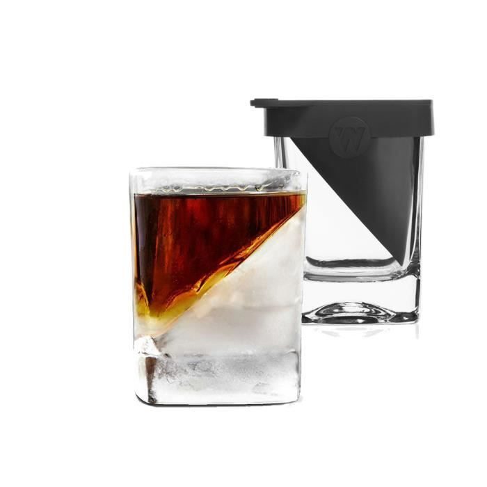 corkcicle whisky wedge verre whisky refroidisseur. Black Bedroom Furniture Sets. Home Design Ideas